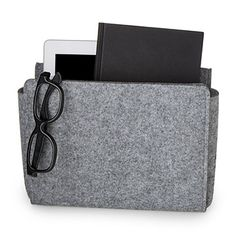 Look what I found at UncommonGoods: Bedside Essentials Pocket for $20.00 #uncommongoods
