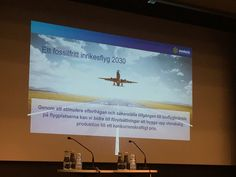 #FGF15 carbon neutral domestic air travel in Sweden 2030