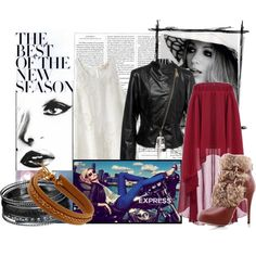 EDgy CHic - Polyvore
