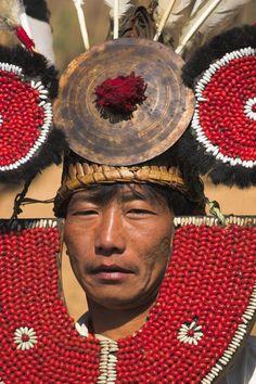 Naga New Year Festival Myanmar (Burma)