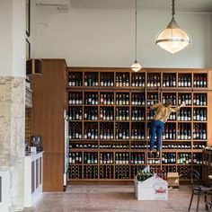When you live in wine country, it's probably a good idea to have some killer wine bars in your back pocket