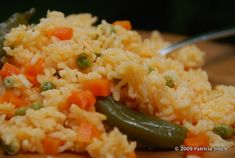 Mexican Style Rice (or Arroz Rojo)