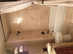 Guest shower remodel done