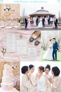 Leah-Philip Paradise Banquet Wedding Bridal Dress Stores, Bridal Dresses, Bridesmaid Dresses, Wedding Mood Board, Wedding Blog, Our Wedding, Wedding Vendors, Wedding Ceremony, Inspiration Boards