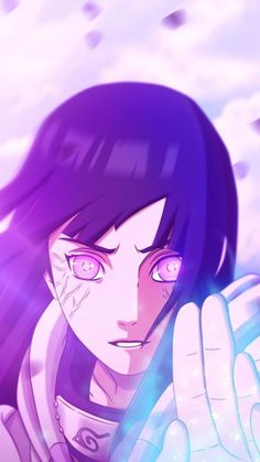 Hyuga Hinata💎 Hinata Hyuga, Naruto Shippuden Sasuke, Gaara, Anime Naruto, Art Naruto, Sarada Uchiha, Naruto Girls, Naruto And Sasuke, Kakashi