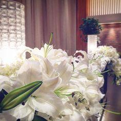 #けやき坂彩桜邸シーズンズテラス #彩桜邸 #お花 #ユリ #天使の羽 イメージ #ウエディング  #dearswedding  #プレ花嫁  #富谷  #結婚式 #結婚式場 #宮城 #仙台