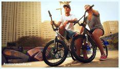 BMX: велосипед-экстремал