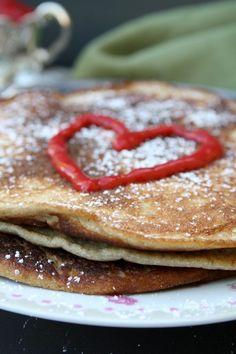 Pancakes aus 2 Zutaten