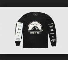 "Hood By Air Asap Rocky Yeezy ""Hba X Been Trill"" Style T Shirt"