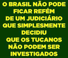 SERGIO ROBERTO MORO Entenda porque Aecio Neves e outros corruptos do PSDB não são investigados