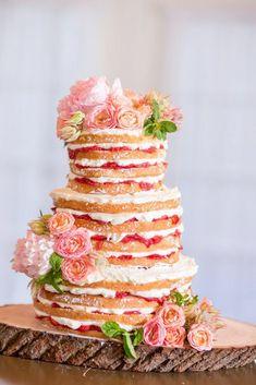 116 naked cake