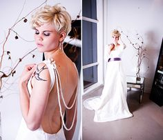 Laura George Bridal Collection Photographed by Sofia Katherine Photography