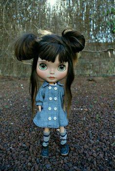 Blythe Black-Hair