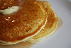 at the end, my favorite recipe for pancakes - 59 Diner Pancakes!