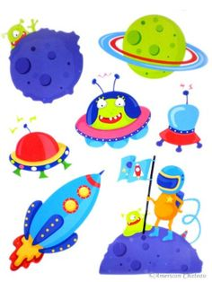Outer Space Kids Wall Decal Aliens UFO :Planets Mural Wallies DIY Room Sticker American Chateau,http://www.amazon.com/dp/B003FNZCK2/ref=cm_sw_r_pi_dp_jTyqtb0AMT132B72