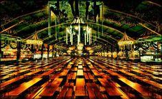 """""""Die  Augustiner-Festhalle  ist ebenfalls eins der ältesten und der..."""