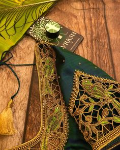 Cutwork Embroidery, Embroidery Stitches, Sleeve Designs, Blouse Designs, Cut Work Blouse, Peacock, Feather, Blouses, Saree