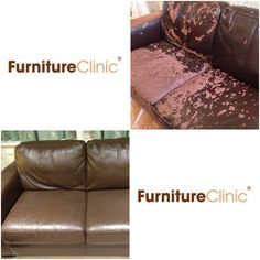Repairing Leather And Faux Furniture Projects To Try Pinterest Organizing Decorating