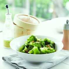 Broccoli in mustard vinaigrette Healthy Pasta Bake, Broccoli Pasta Bake, Healthy Pastas, Healthy Baking, Healthy Recipes, Balsamic Dressing, Gluten Free Pasta, Latest Recipe, Dried Tomatoes