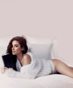 Shay Mitchell's newest photoshoot xP <3