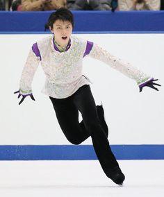 羽生結弦 NHK杯 フリープログラム