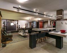 42 espaços integrados expostos em todas as mostras da CASA COR 2014 - Casa