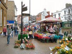 Banbury Market at Christmas time | Flickr - Photo Sharing!