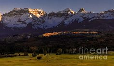 A touch of Light - photograph by Steven Reed. Fine art prints and posters for sale.  #stevenreed #landscapephotography #colorado