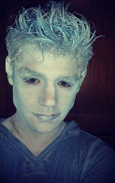 Jack Frost make-up