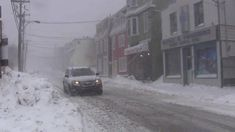 Blizzard expected to hammer eastern Newfoundland with up to 70 cm of snow Storm Surge, Cape Breton, Newfoundland And Labrador, Travel Oklahoma, Montreal Canada, Canadian Rockies, New York Travel, Death Valley, Alberta Canada