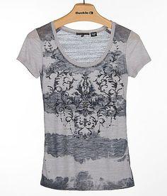 Miss Me Pieced Top - Women's Shirts/Tops | Buckle
