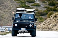Land Rover Defender lifestyle. Life and Times of an Aesthete