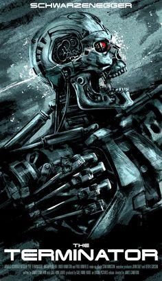 Terminator by Sam Hadley
