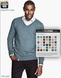 Always make sure you choose your colors carefully to create the look you want. See how a Color911 color theme can inspire you! www,Color911.com #color #fashion #Color911 #app