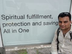 Spiritual Fulfillment Protection and Saving All in One