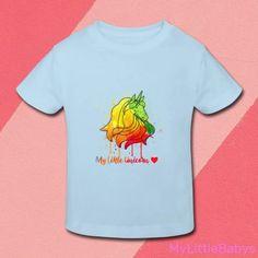 My Little Unicorn, One Design, Children, Mens Tops, Baby, Fashion, Young Children, Moda, Boys