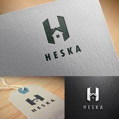 Design a powerful Logo for Heska by youkai