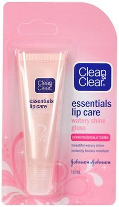 Lip Tips, Best Makeup Tips, Best Makeup Products, Lip Products, Best Lip Gloss, Clear Lip Gloss, Lip Care, Body Care, Face Skin Care