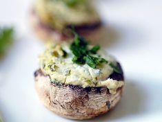 herb stuffed mushrooms mushroom masters