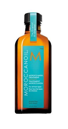 """Moroccanoil® Treatment - """"Leaves my hair super soft, shiny and healthy looking! A total must have!"""""""