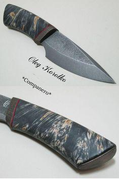 hunting knife handmade i making custom Cool Knives, Knives And Swords, Messer Diy, Knife Making Tools, Trench Knife, Bushcraft Knives, Hard Metal, Handmade Knives, Knife Sharpening