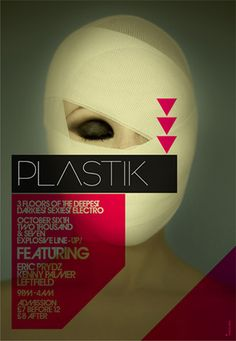 plastik2 poster by thinkdust