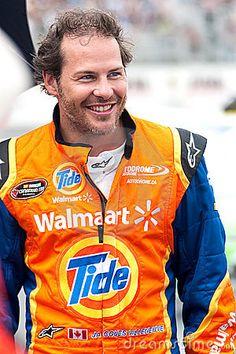 jacques villeneuve | Jacques Villeneuve at the 2009 Canadian Tire NASCAR Series, in St ...