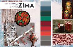 Resultado de imagem para russian colors palette