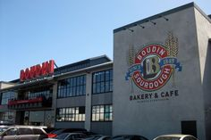 The best sourdough is at Boudin on Fisherman's Wharf in San Fransisco. This is a fact. :)