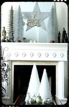 Christmas Decorations Contemporary contemporary christmas decor | christmas decor, christmas