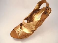 Cynthia Vincent Jaden Women's Shoes 10 Platform Wedges