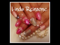 Almond shape nails Almond Shape Nails, Shapes, Beauty, Beauty Illustration, Almond Nails