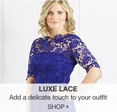 43dfa28dd0c43 Add a delicate touch to your outfit Size Clothing