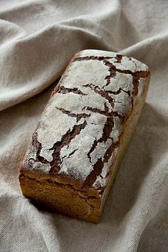 Bread N Butter, Ciabatta, Pampered Chef, Rye, Bread Recipes, Banana Bread, Veggies, Food And Drink, Baking